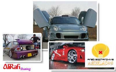مجموعة من صور السيارات عالية الدقة