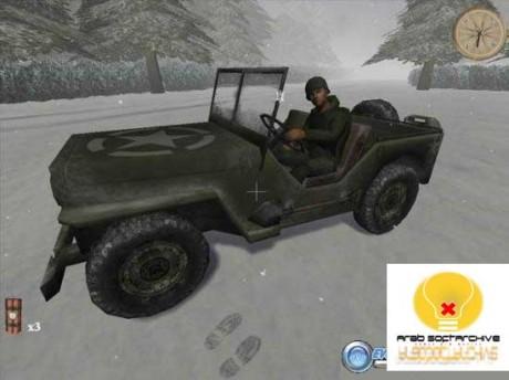 لعبة مميزة(قناص ال�رب العالمية الثانية) World War II Sniper Call toVictory
