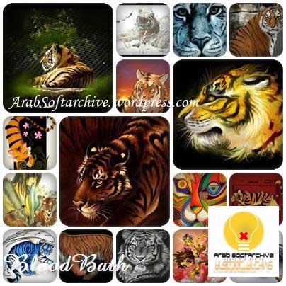 مجموعة جميلة من الصورللنمر