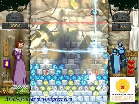 مشاهد من اللعبة الجميلة دراغون ستون/DragonStone