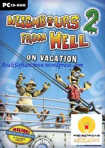 جيران من الج�يم/Neighbours From Hell  لعبة الجيران المزعجين الجزء الثاني